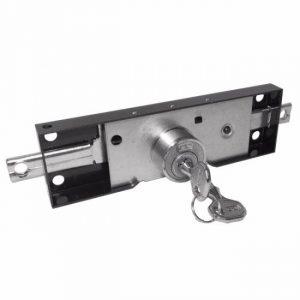 Como funciona uma fechadura?